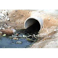 نکات بهداشتی چاه های فاضلاب